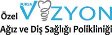 Vizyon Diş Bursa Logo